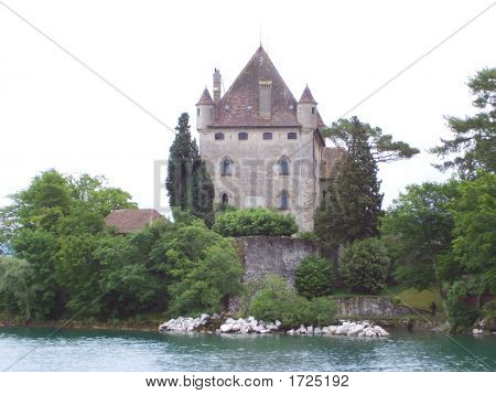 French Chateux