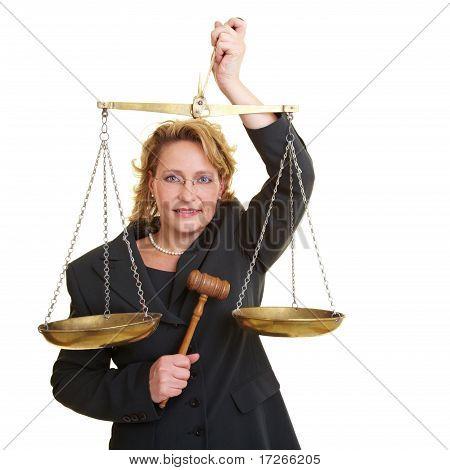 Fair Judge