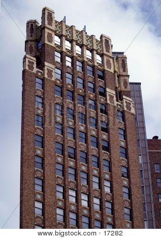 San Antonio Skyscraper