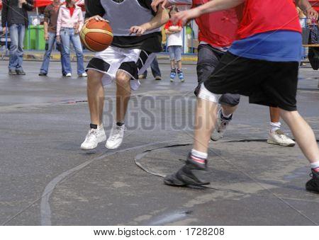 Streetball Match