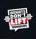 weight poster