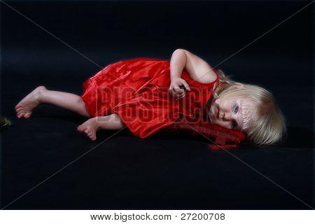 Charming Baby Girl