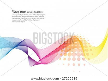 abstract vector background EPS10