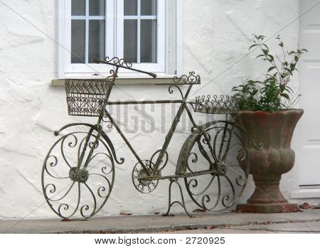 Bicycle Statue