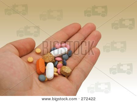 Drugs In Hand