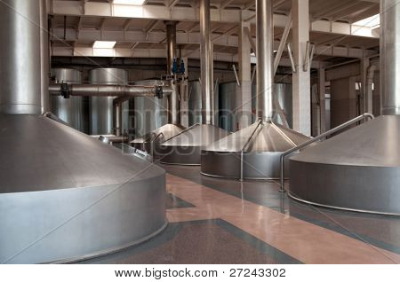 Modern brewery. Vol. 2. Brewing copper