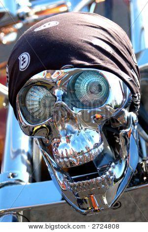 Chrome Skull