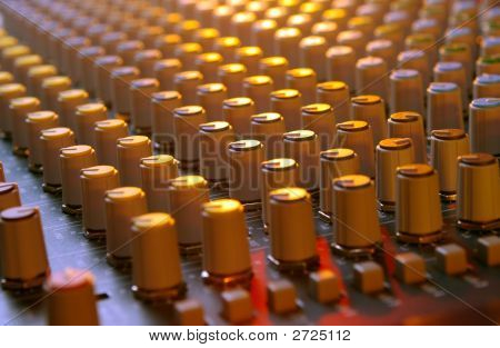 Colorful Soundboard