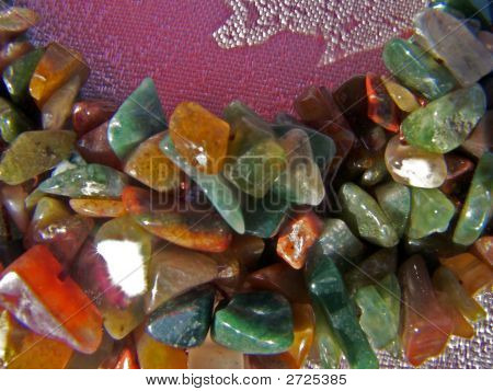 Different Colours Of Jasper