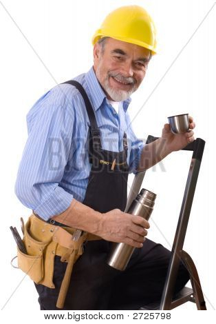 Happy Repairman