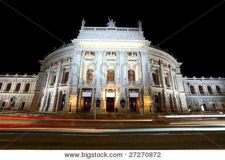 Theatre in Wien, Austria