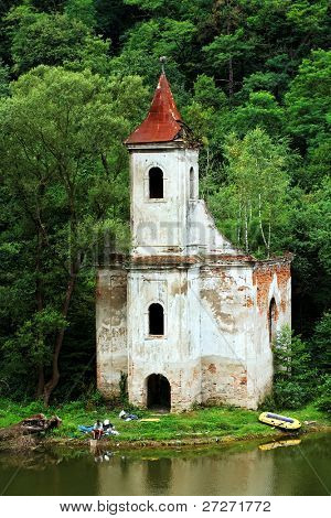 Old abandonned church