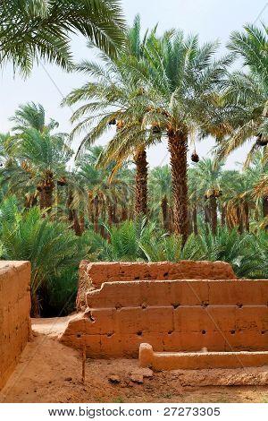 Ruins of a moroccan kasbah