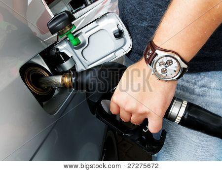 Diesel refueling
