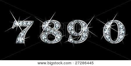 Diamond 7, 8, 9, 0
