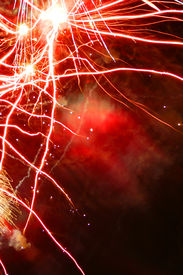 picture of big-bang  - abstract explosion - JPG