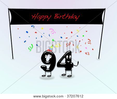 94Th Birthday Party.