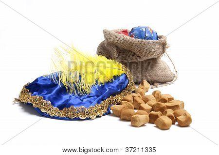 Sinterklaas Presents And Sweets