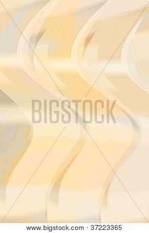 Wavy Gray Andl Biege Background