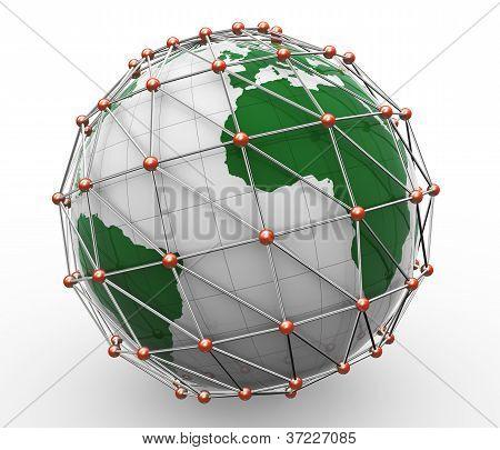 3D Global Network