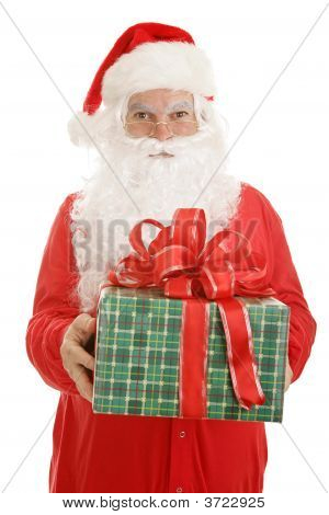 Gift From Santa Claus