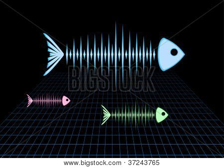 Sonar Fishes