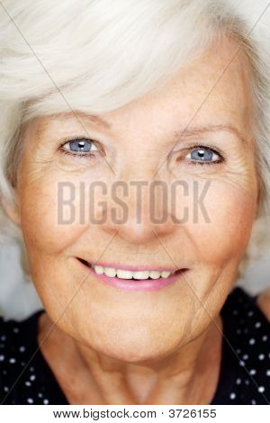 Senior Woman Portrait