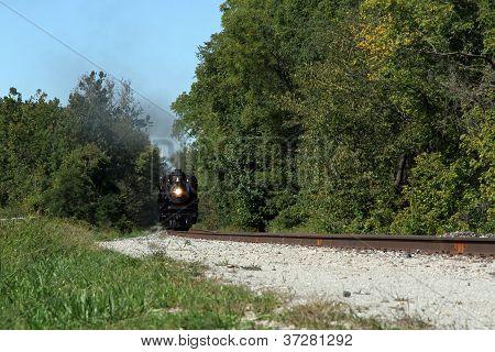 Motor de vapor de la central de Ohio