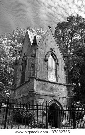 Spooky Crypt