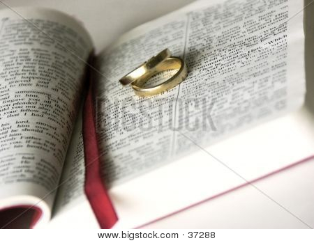 Rings And Bible (request)