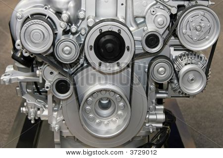 Engine Belt System