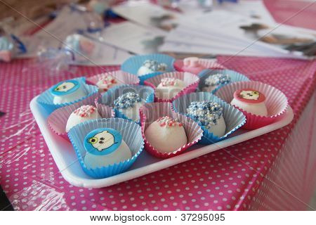Birthday Candy