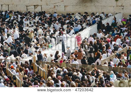 The Jewish Pesach (passover) Celebration