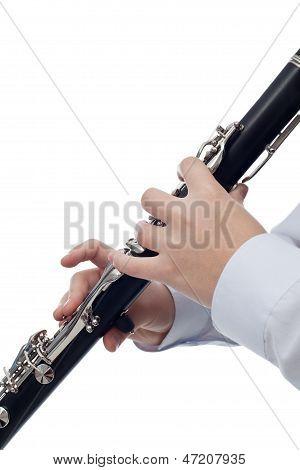 Clarinet Player