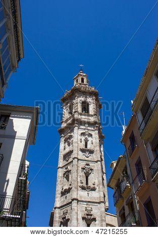 Valencia, bell Santa Catalina