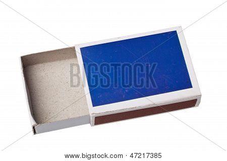 Empty Matchbox