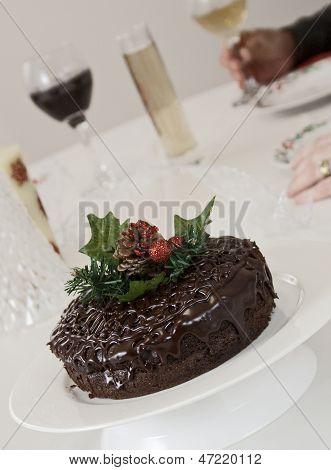 Chocolate Holiday Dessert