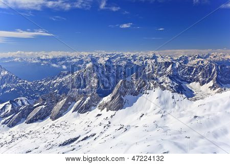 alpine alps