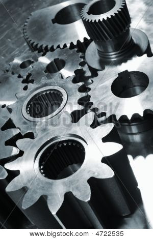 Titanium Gear Parts