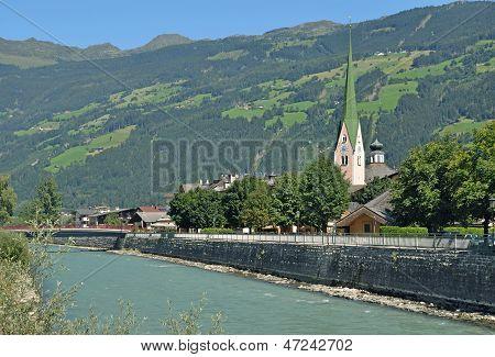 Zell am Ziller,Tirol,Austria