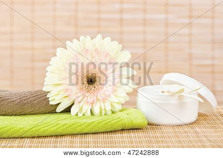 Fresh Flower And Skin Care Product
