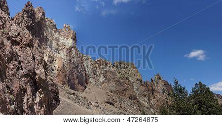 Panorama, Craggy Rhyolite Ridge