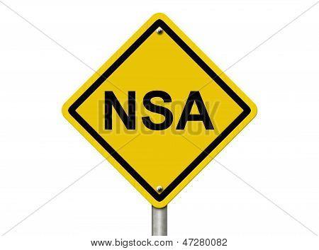 Warning Of Nsa