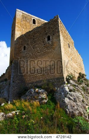 Castle Of Serravalle