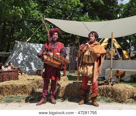 Medieval Troubadours