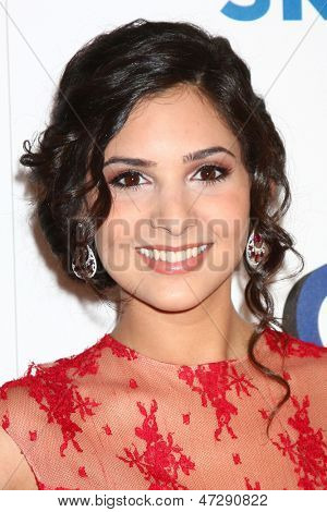 LOS ANGELES - JUN 25:  Camila Banus arrives at the 4th Annual Thirst Gala at the Beverly Hilton Hotel on June 25, 2013 in Beverly Hills, CA