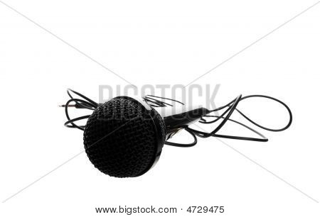 Microfone de estúdio