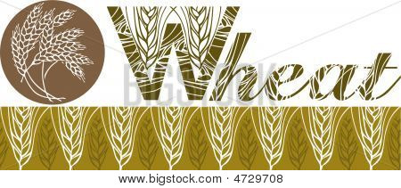 Wheat Bar And Logo