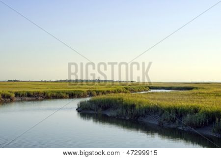 Tybee Island binnenwateren