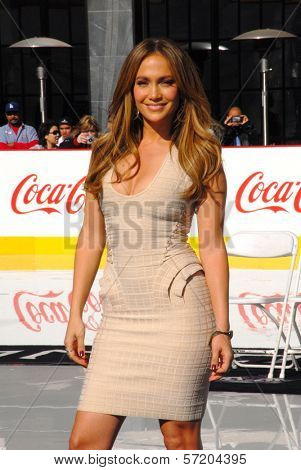 Jennifer Lopez at a Boys And Girls Clubs Of America Announcement With Denzel Washington And Jennifer Lopez, Nokia Theatre L.A. Live, Los Angeles, CA. 11-30-10